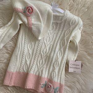Sweater Dress   Baby Girl   Catharine Malandrino